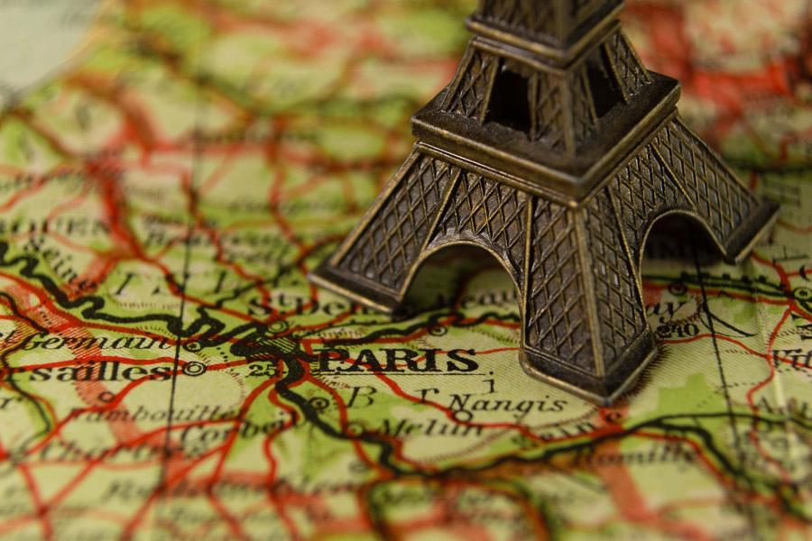 Carte et plan Faverolles